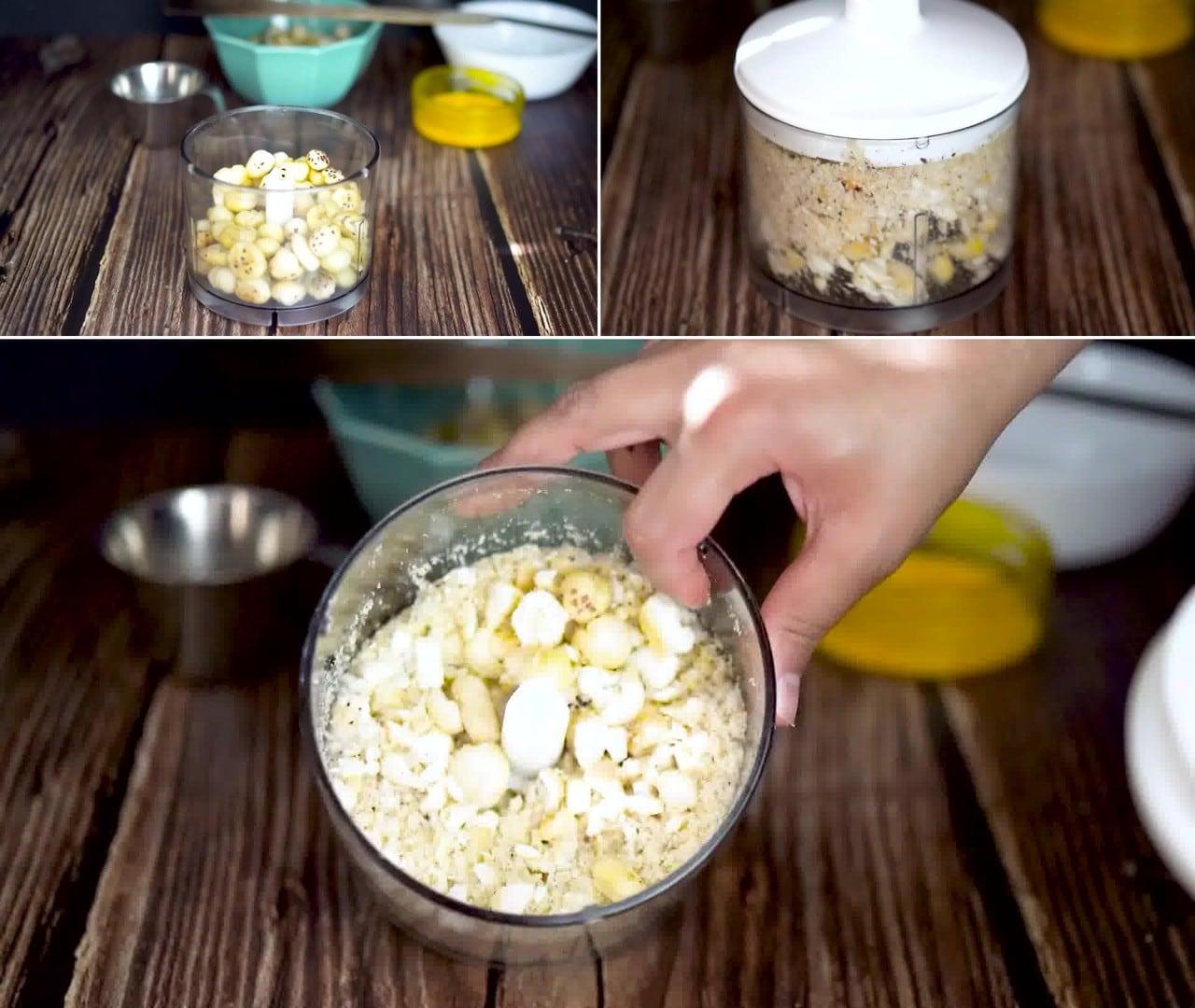 Image of the cooking step-1-3 for Makhana Kheer | Makhane Ki Kheer