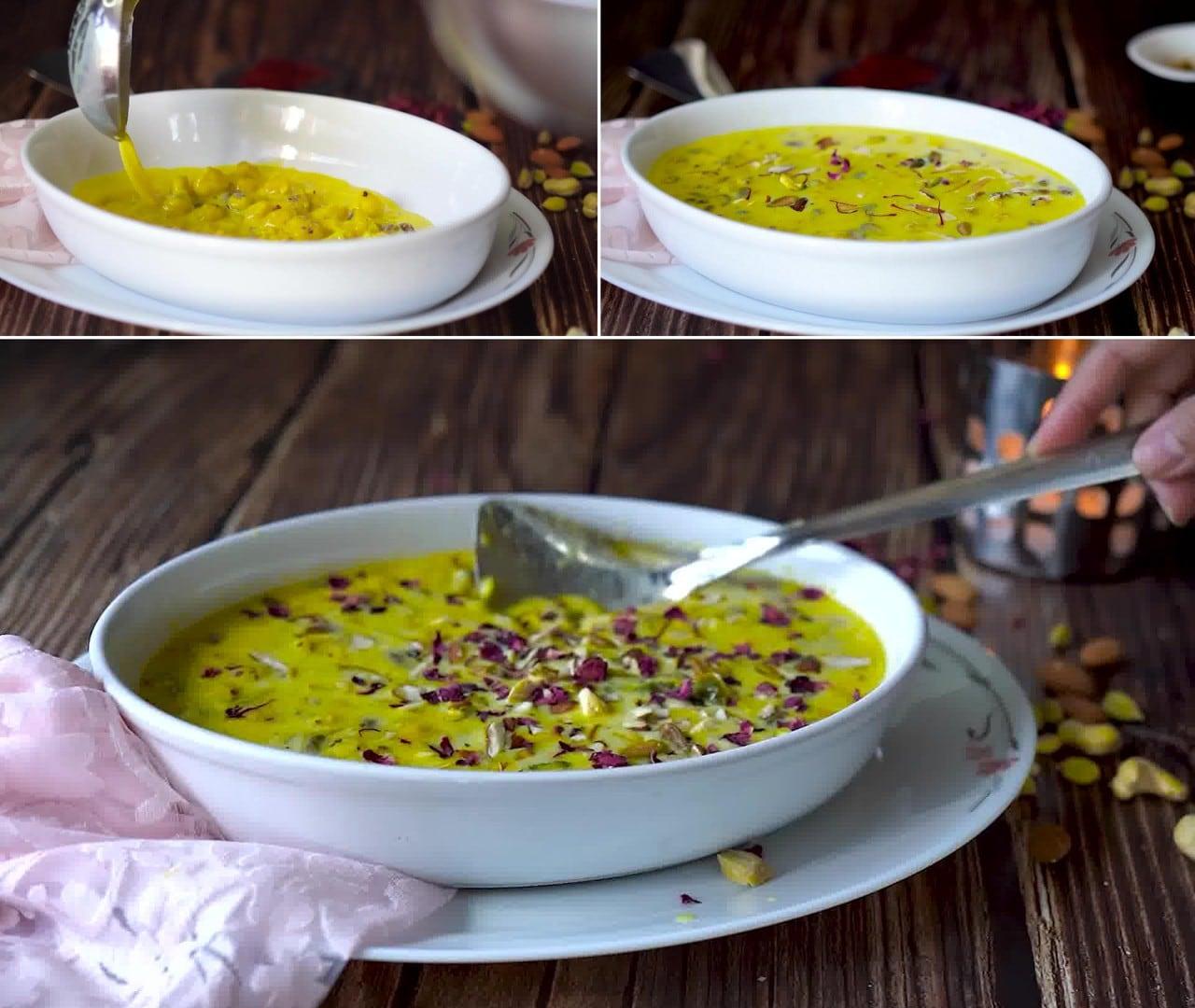 Image of the cooking step-1-8 for Makhana Kheer | Makhane Ki Kheer