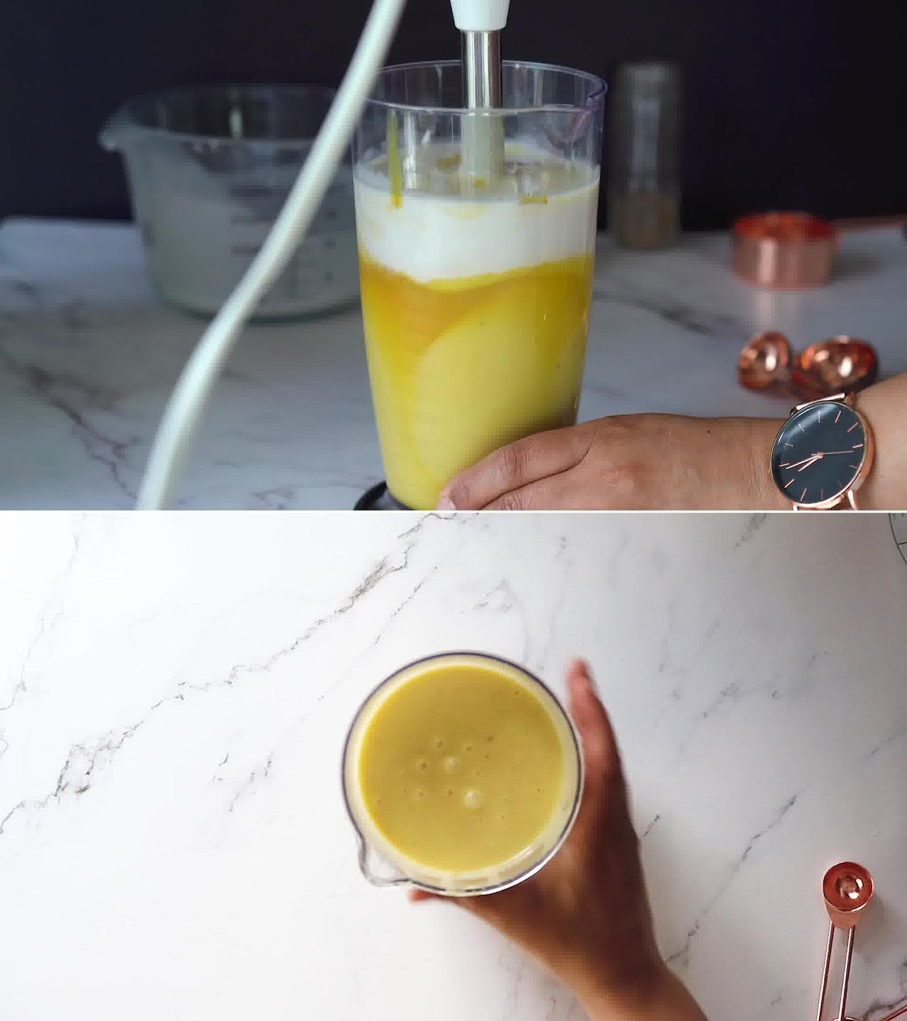 Image of the cooking step-1-2 for Mango Sago Recipe