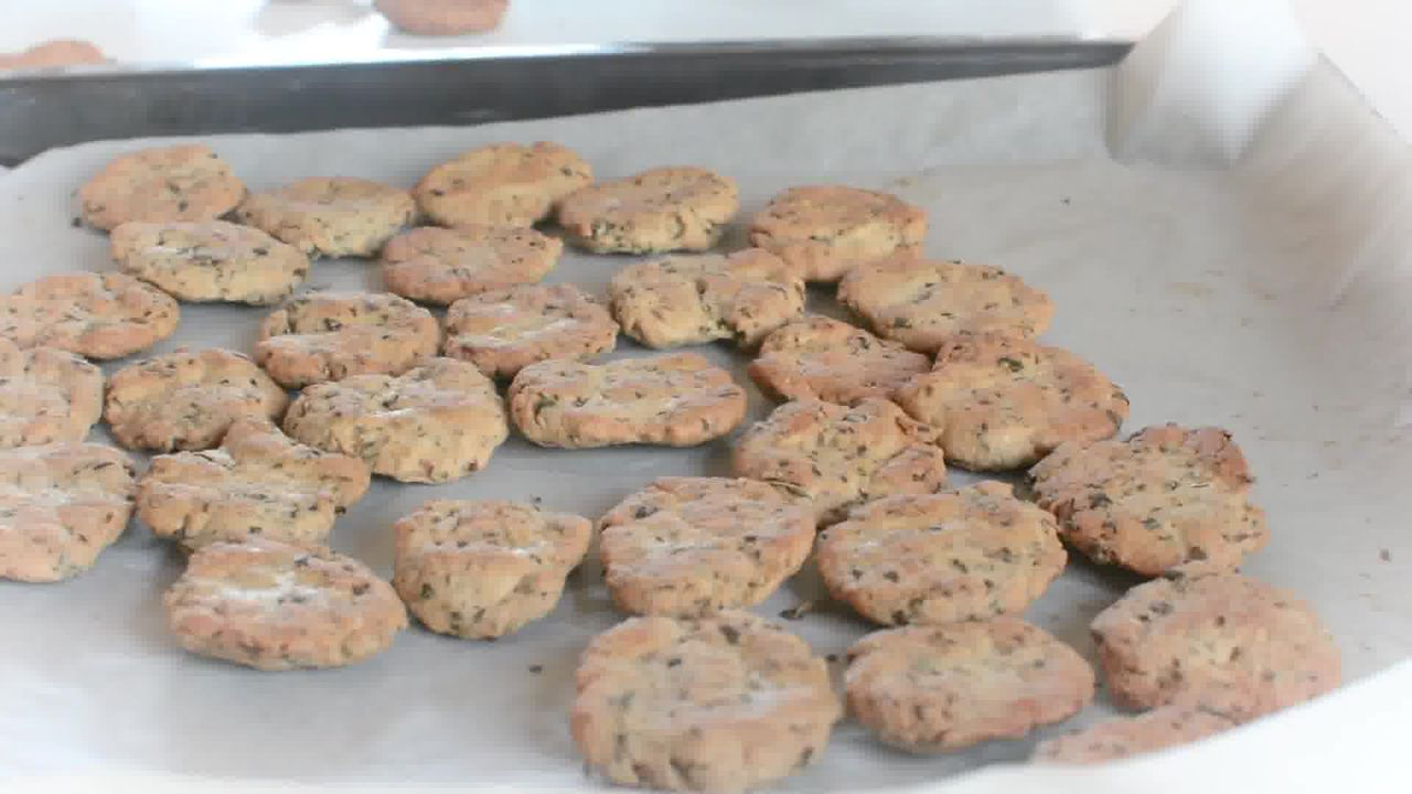 Image of the cooking step-3-5 for Masala Mathri - Spicy Indian Crackers (Fried and Baked)