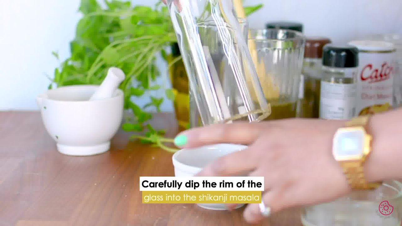 Image of the cooking step-4-2 for Masala Shikanji - Masala Soda