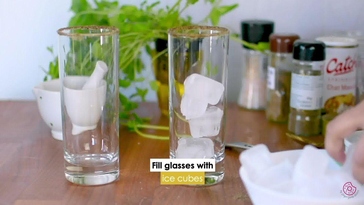 Image of the cooking step-5-2 for Masala Shikanji - Masala Soda