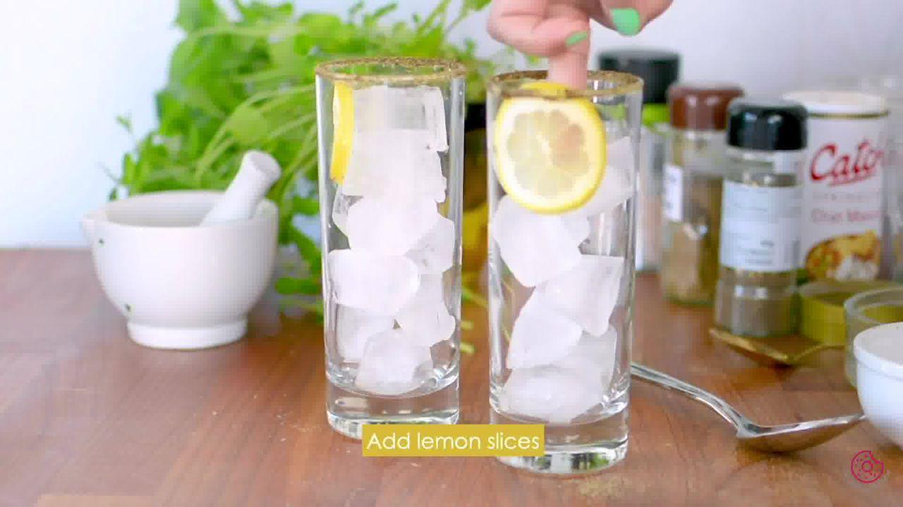 Image of the cooking step-5-3 for Masala Shikanji - Masala Soda