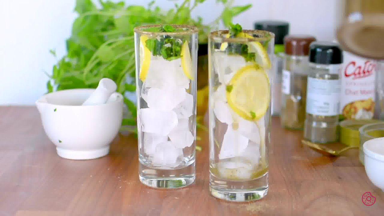 Image of the cooking step-5-4 for Masala Shikanji - Masala Soda
