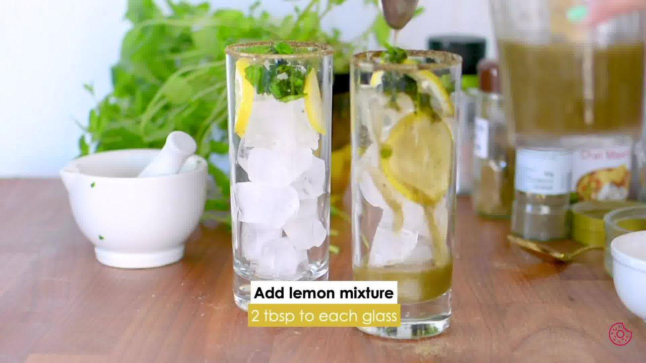 Image of the cooking step-5-5 for Masala Shikanji - Masala Soda