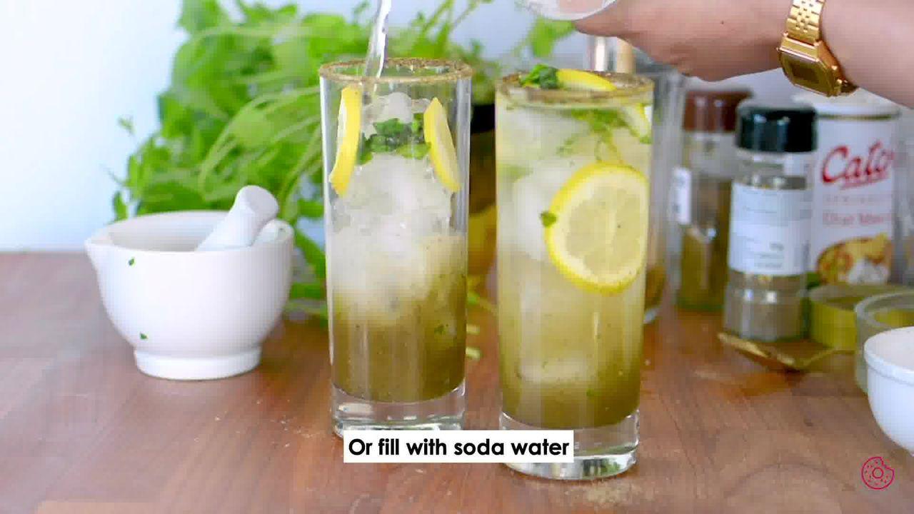 Image of the cooking step-5-6 for Masala Shikanji - Masala Soda