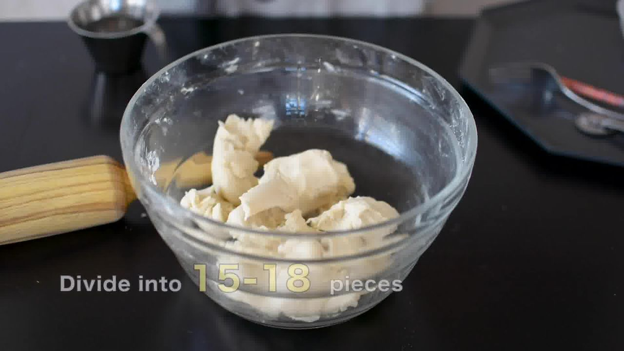 Image of the cooking step-1-7 for Gujiya Recipe | Mawa Gujiya Recipe