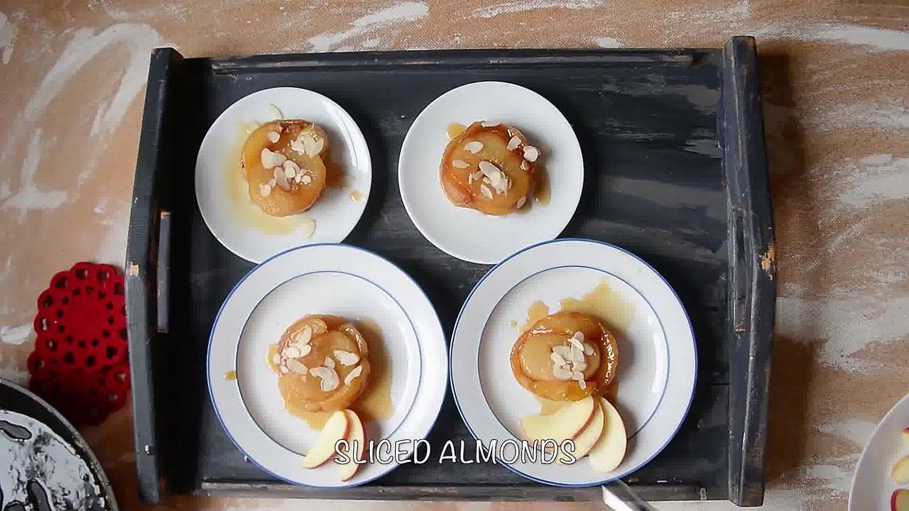 Image of the cooking step-1-20 for Mini Apple Pear Tarte Tatin