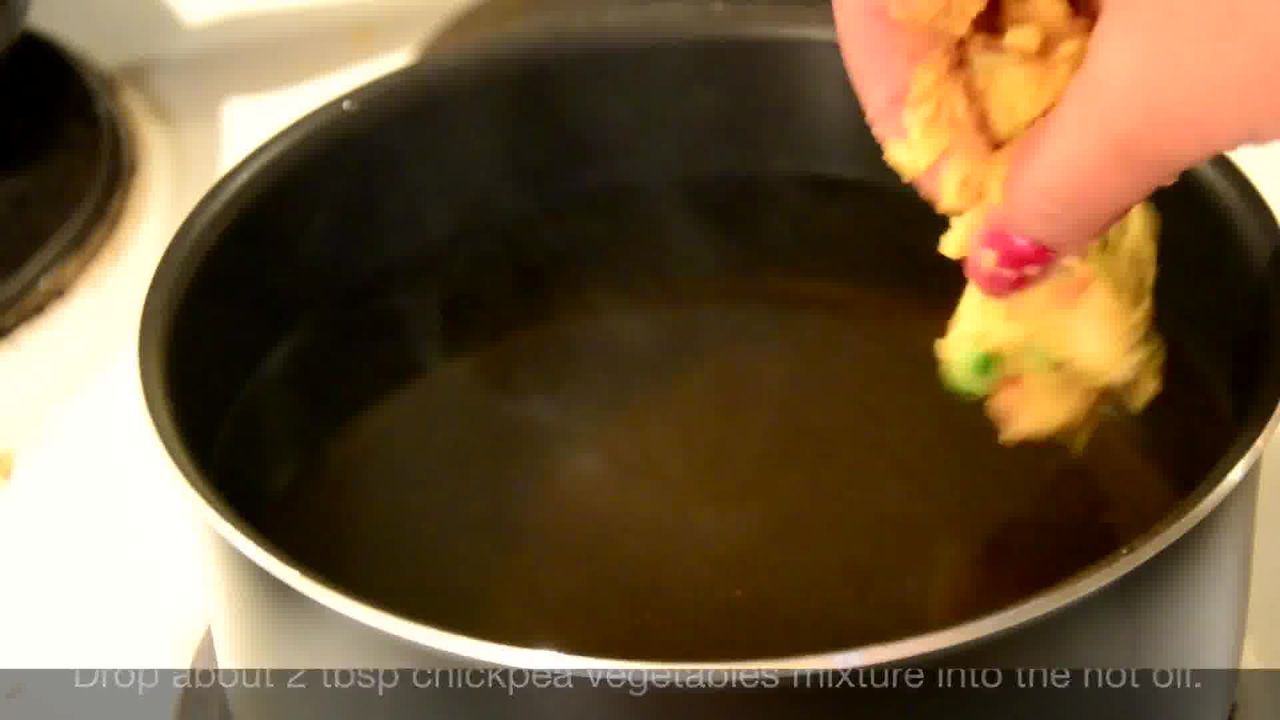 Image of the cooking step-1-6 for Mix Vegetable Pakora | Video Recipe