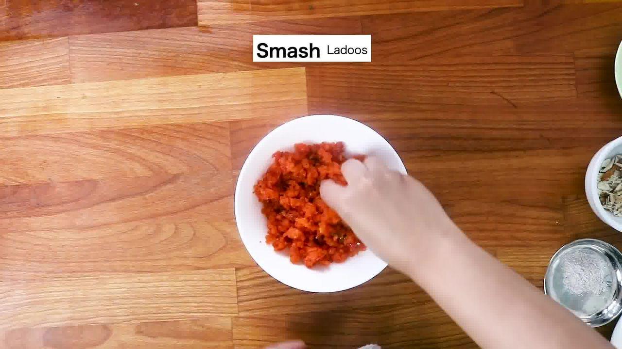 Image of the cooking step-1-1 for Motichoor Kheer - Laddu Ki Kheer