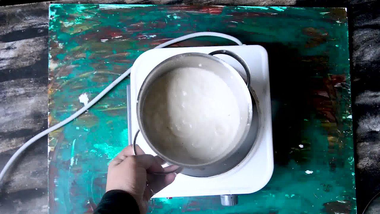 Image of the cooking step-2-6 for Mughlai Navratan Korma - White Gravy Navratan Kurma