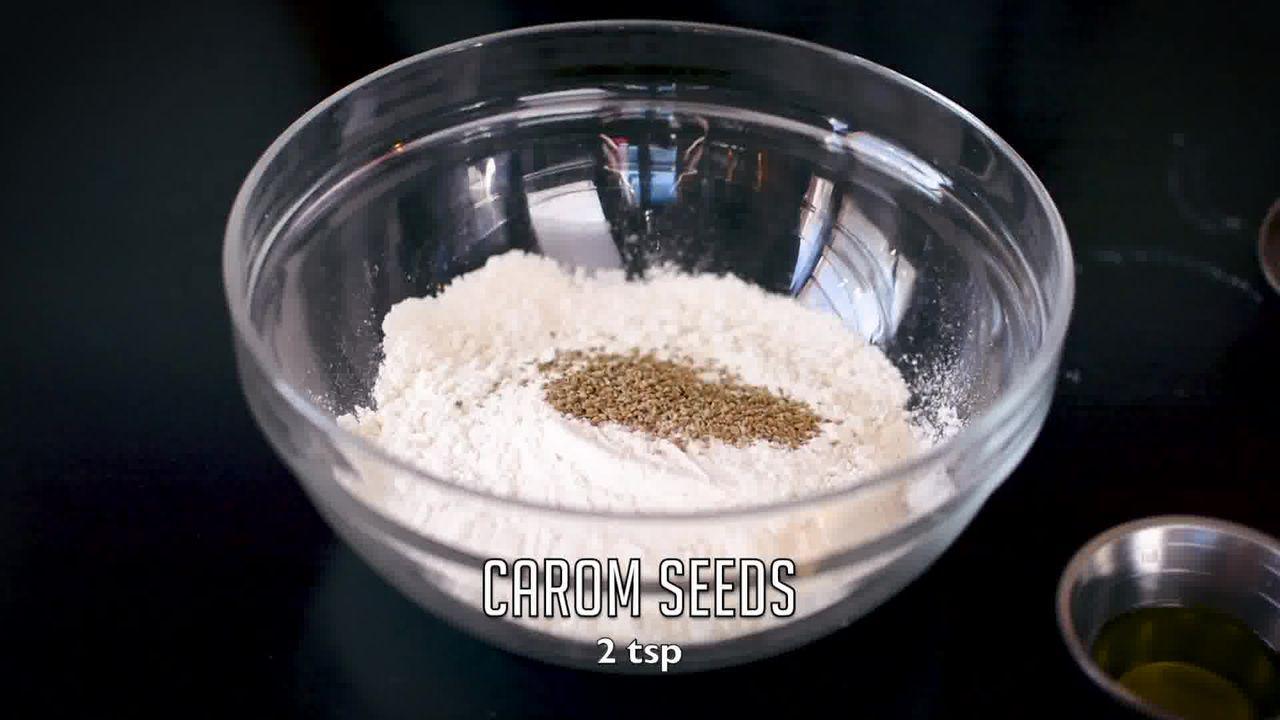 Image of the cooking step-1-1 for Namak Para (8 fun Ways)