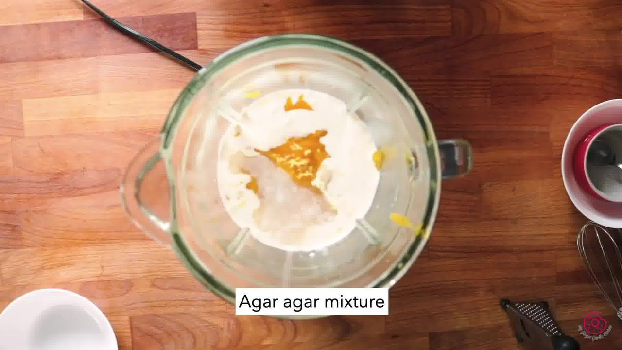 Image of the cooking step-2-6 for No Bake Mango Cheesecake
