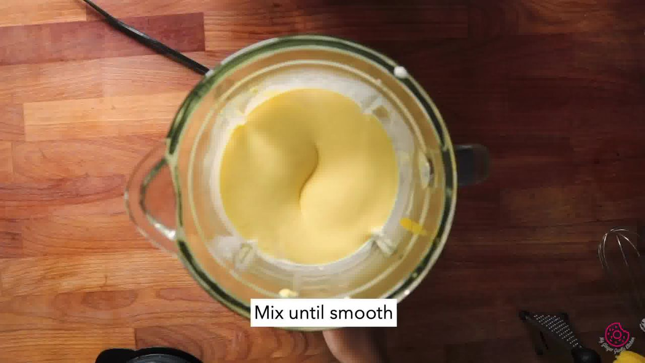 Image of the cooking step-2-7 for No Bake Mango Cheesecake