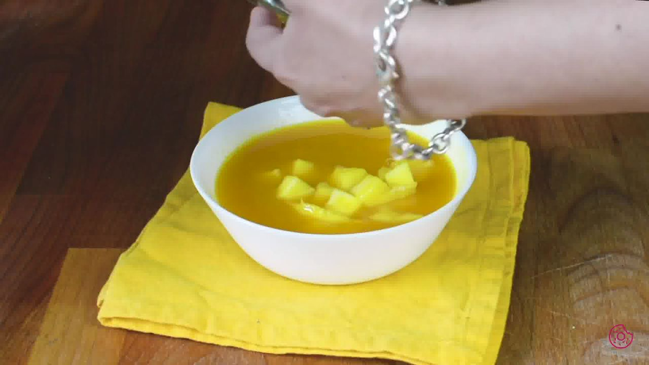 Image of the cooking step-3-5 for No Bake Mango Cheesecake