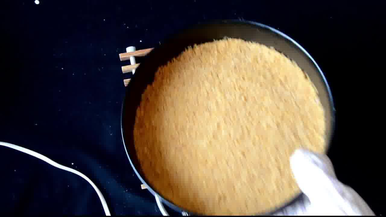 Image of the cooking step-3-2 for Zebra Cheesecake Recipe  (No-Bake | Gluten Free)