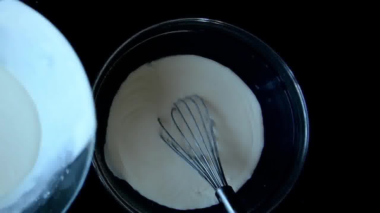 Image of the cooking step-5-5 for Zebra Cheesecake Recipe  (No-Bake | Gluten Free)