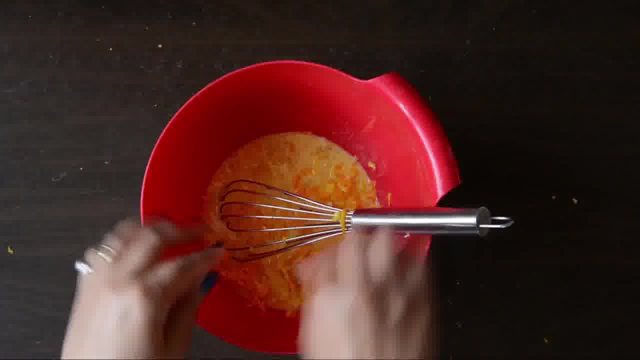 Image of the cooking step-1-3 for Oats Orange Eggless Muffins 3 Ways (Video)