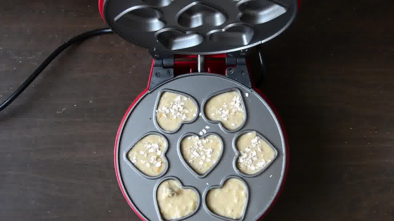 Image of the cooking step-3-3 for Oats Orange Eggless Muffins 3 Ways (Video)