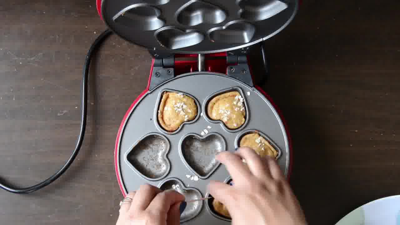 Image of the cooking step-3-5 for Oats Orange Eggless Muffins 3 Ways (Video)