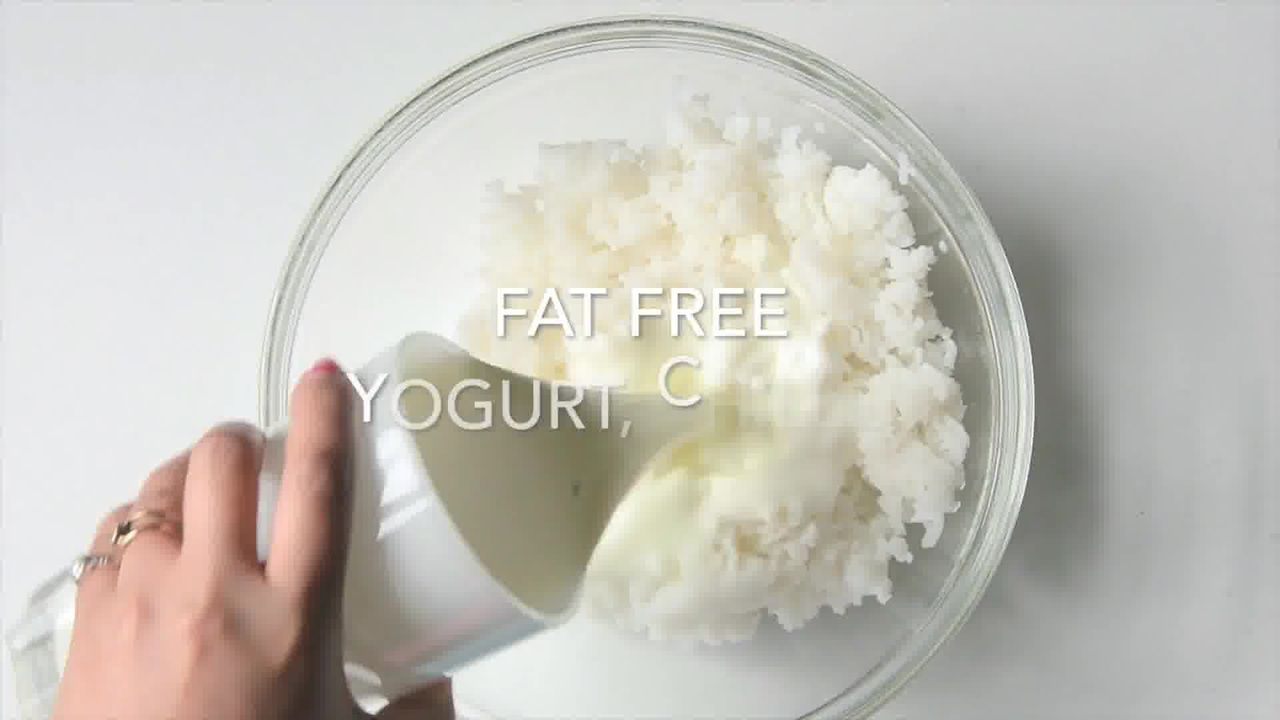 Image of the cooking step-1-2 for Rajasthani Sweet Oliya Recipe – Fruity Rice Yogurt Pudding