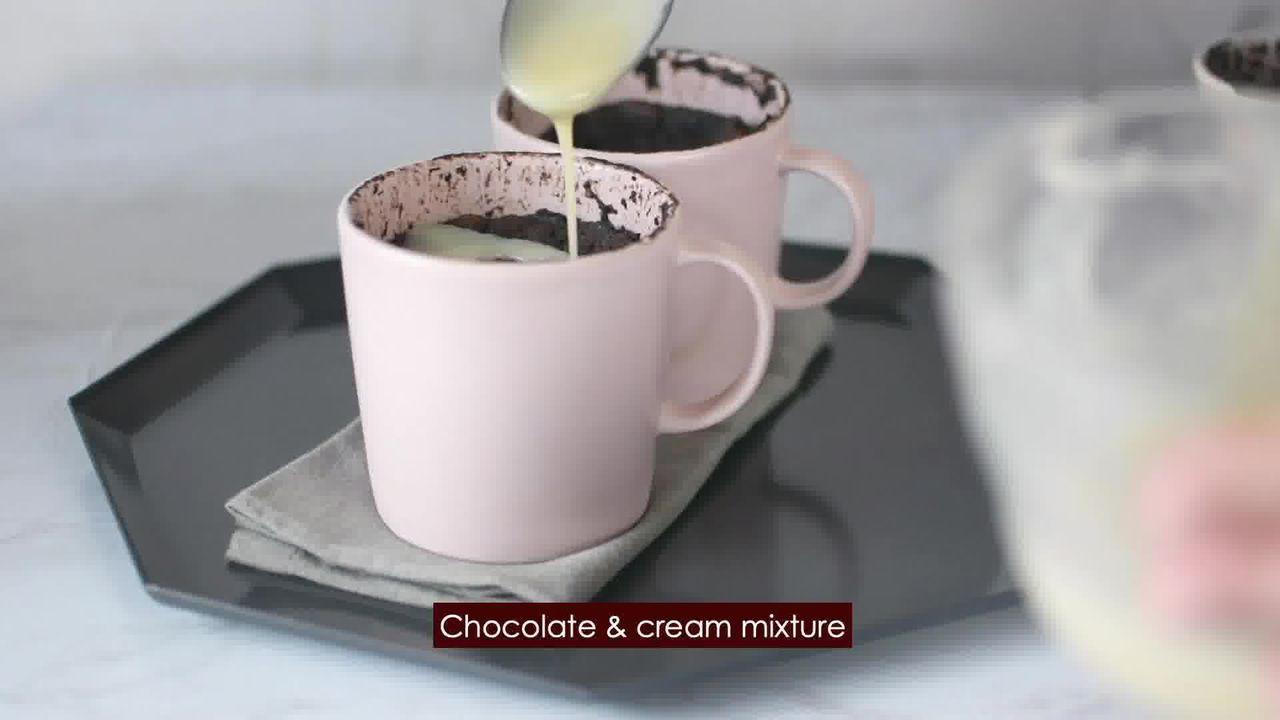 Image of the cooking step-2-12 for Oreo Mug Cake