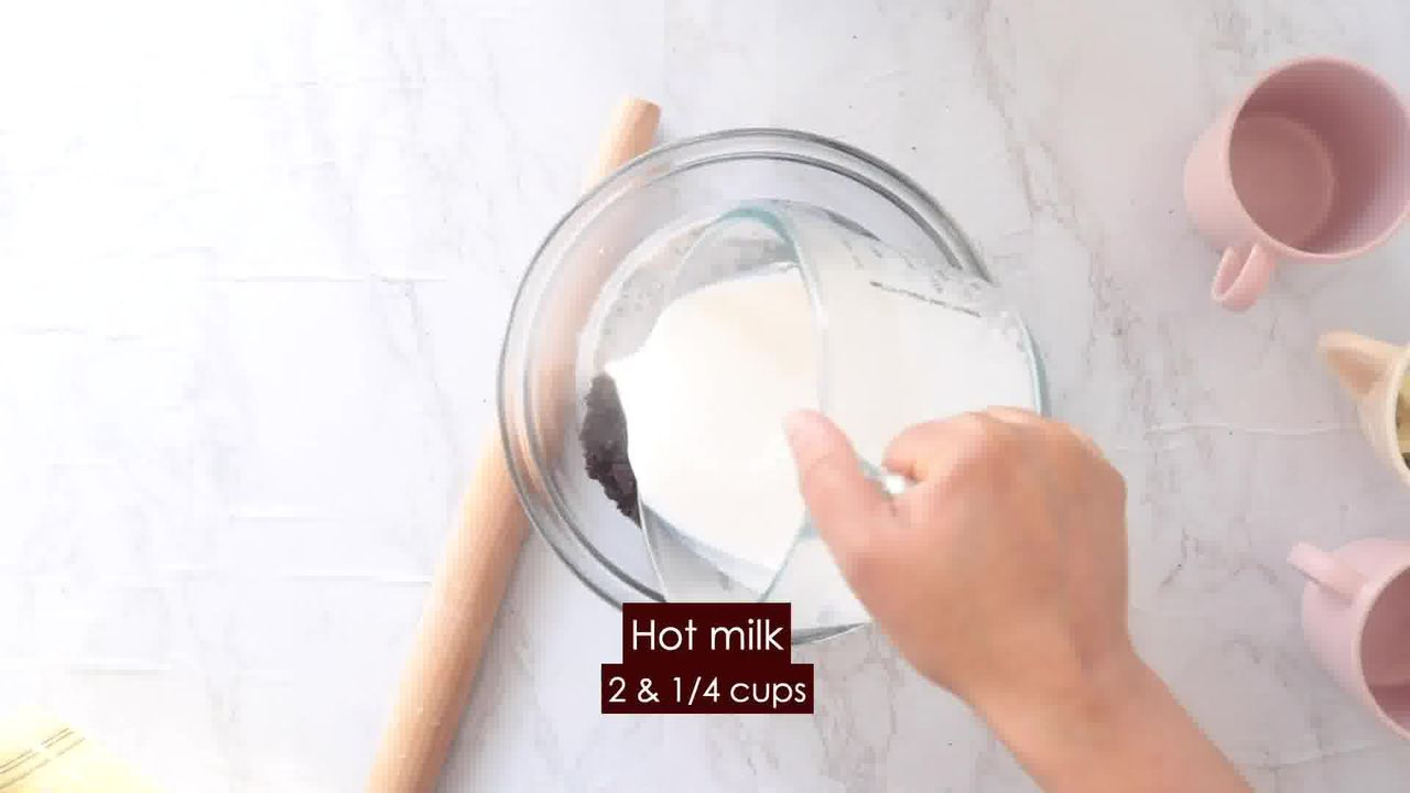 Image of the cooking step-2-5 for Oreo Mug Cake