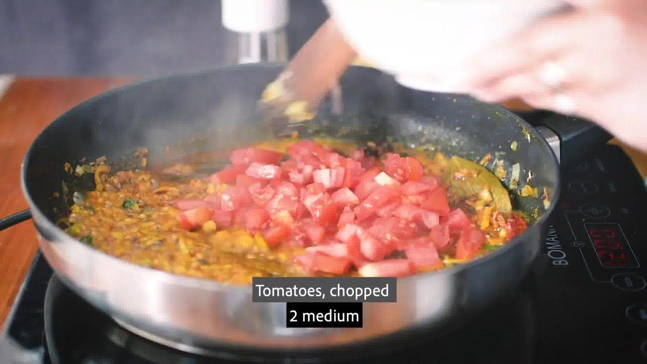 Image of the cooking step-2-12 for Rajasthani Panchmel Dal | Panchratan Dal Recipe