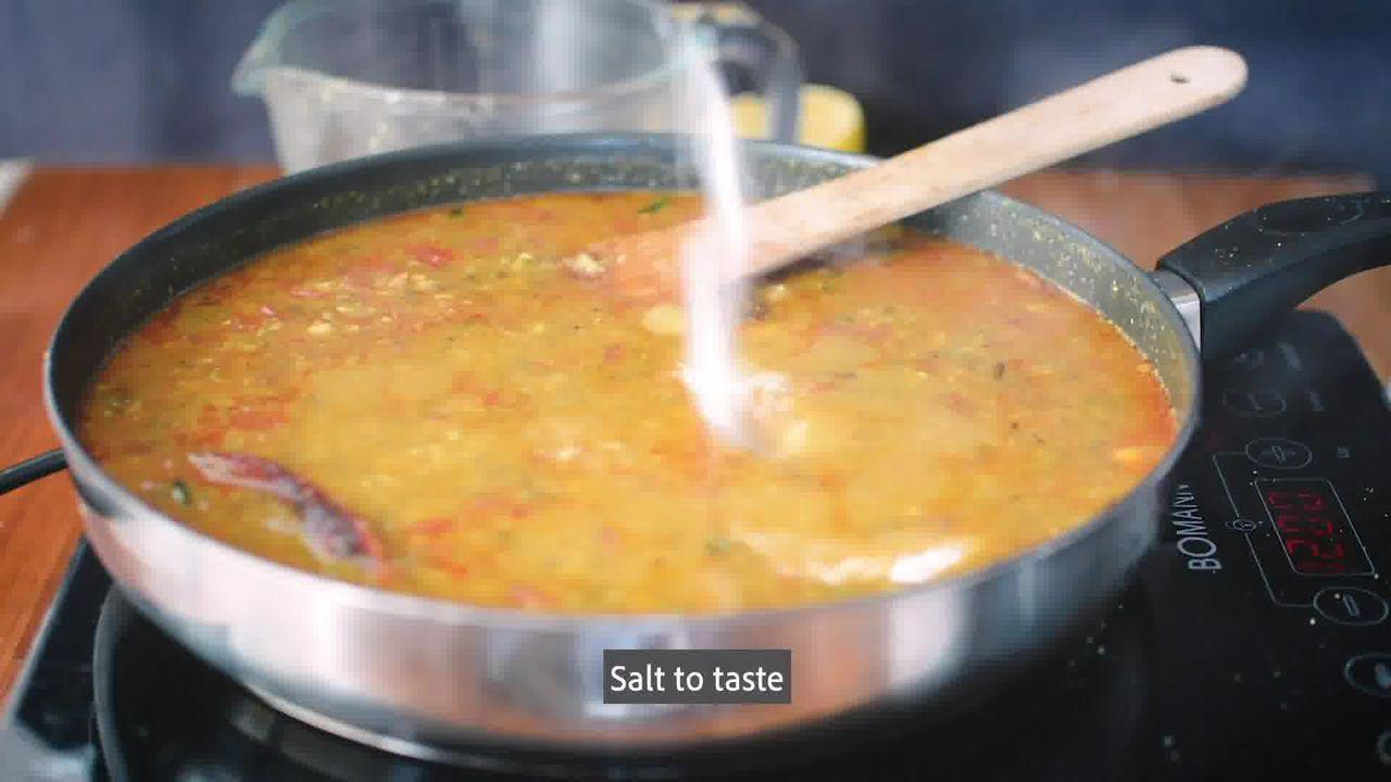 Image of the cooking step-2-16 for Rajasthani Panchmel Dal | Panchratan Dal Recipe