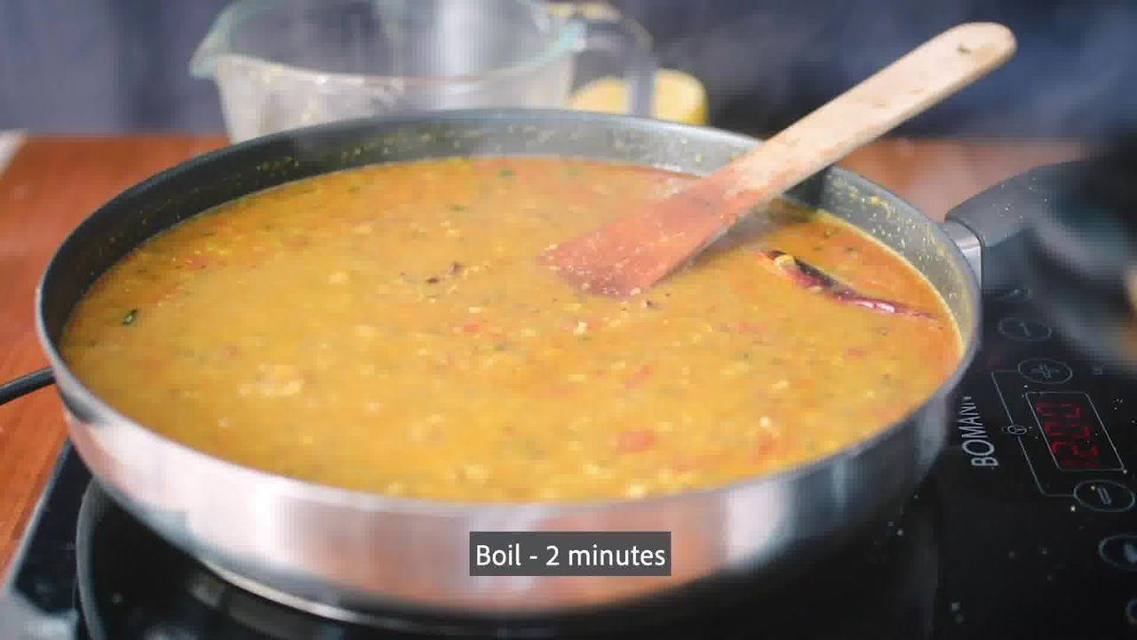Image of the cooking step-2-17 for Rajasthani Panchmel Dal | Panchratan Dal Recipe