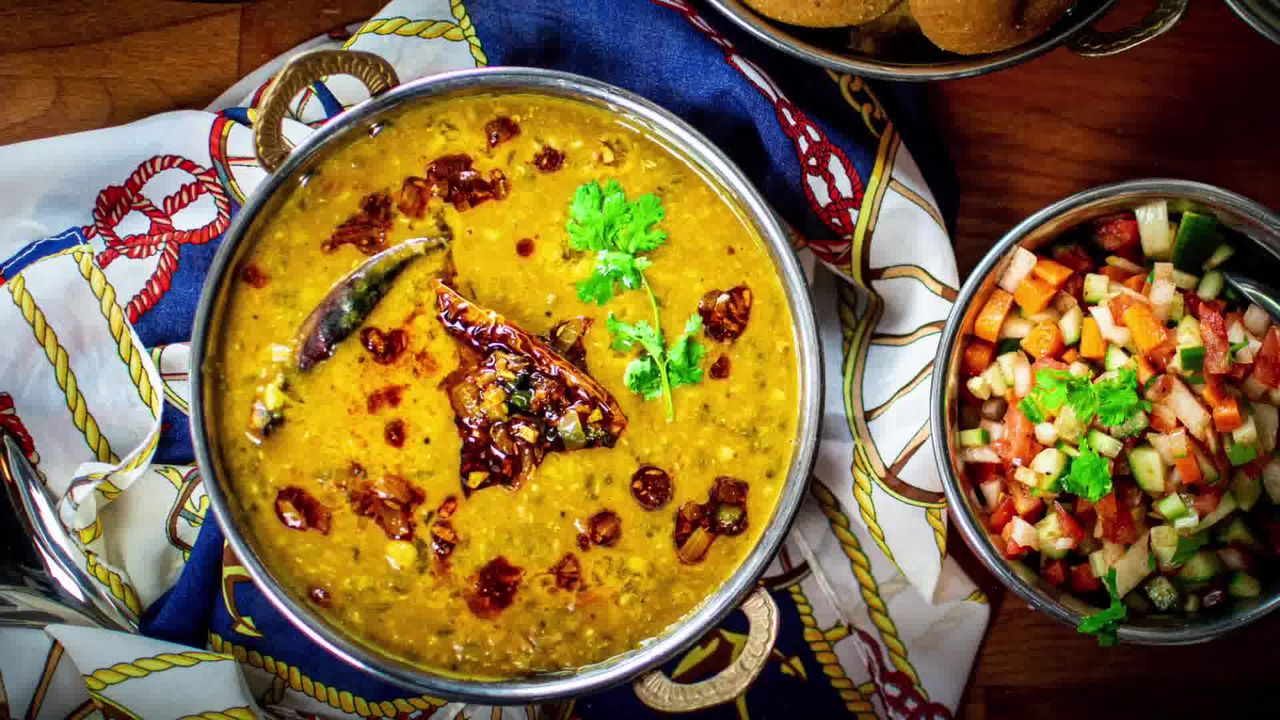 Image of the cooking step-2-22 for Rajasthani Panchmel Dal | Panchratan Dal Recipe