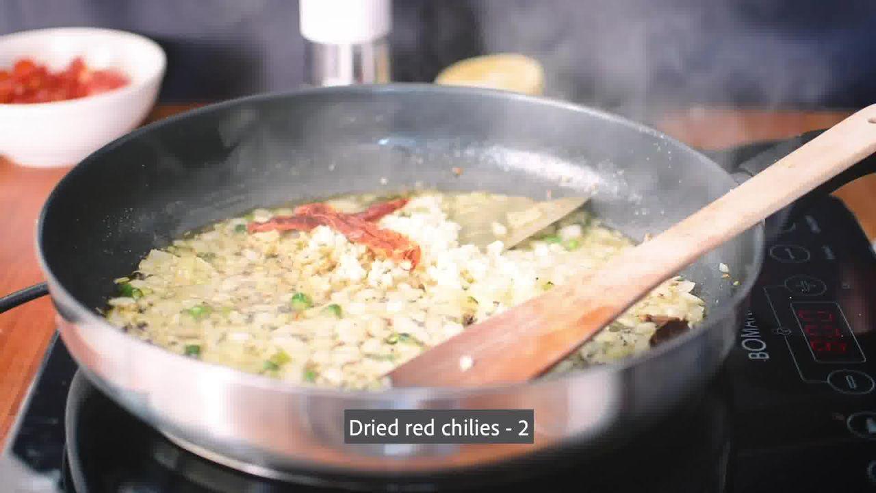 Image of the cooking step-2-7 for Rajasthani Panchmel Dal | Panchratan Dal Recipe
