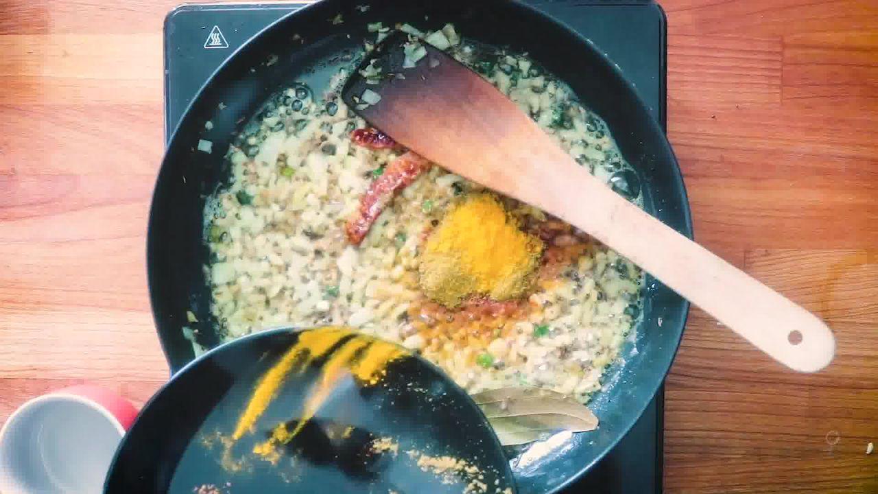 Image of the cooking step-2-9 for Rajasthani Panchmel Dal | Panchratan Dal Recipe