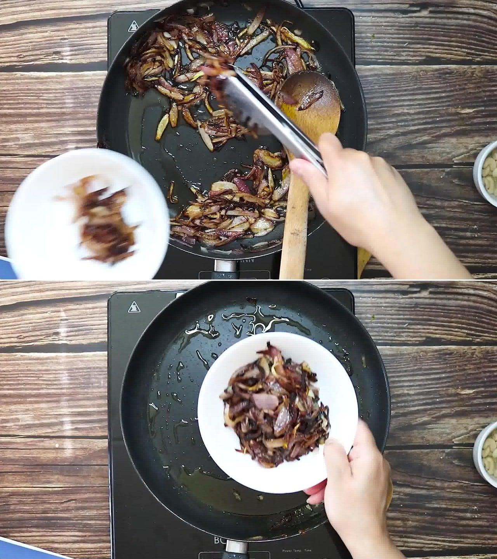 Image of the cooking step-1-3 for Paneer Korma Recipe | Shahi Paneer Korma Curry