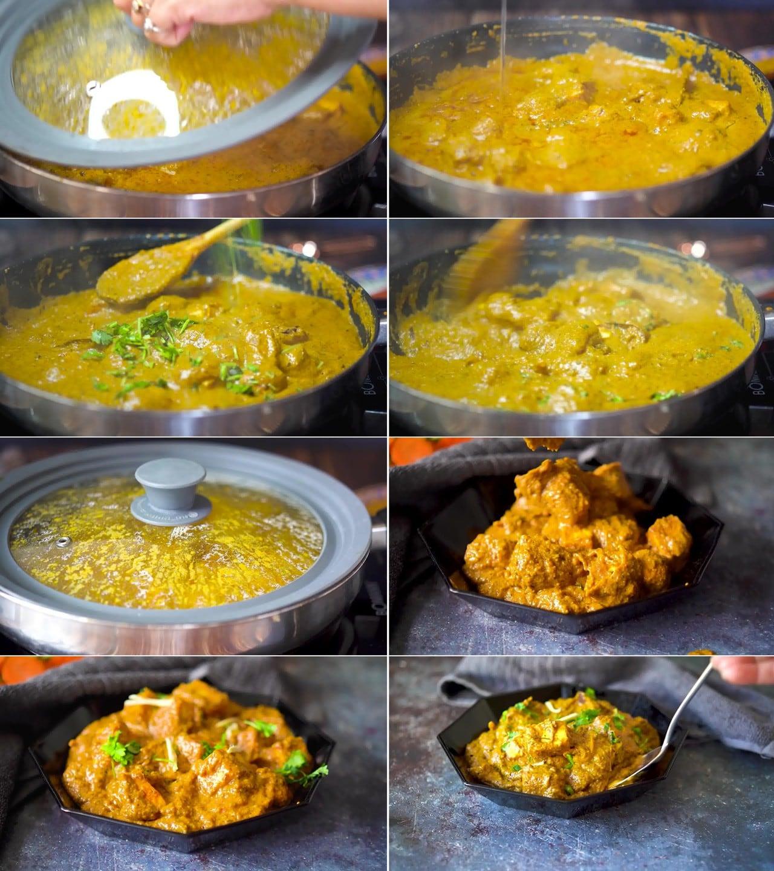 Image of the cooking step-2-10 for Paneer Korma Recipe | Shahi Paneer Korma Curry