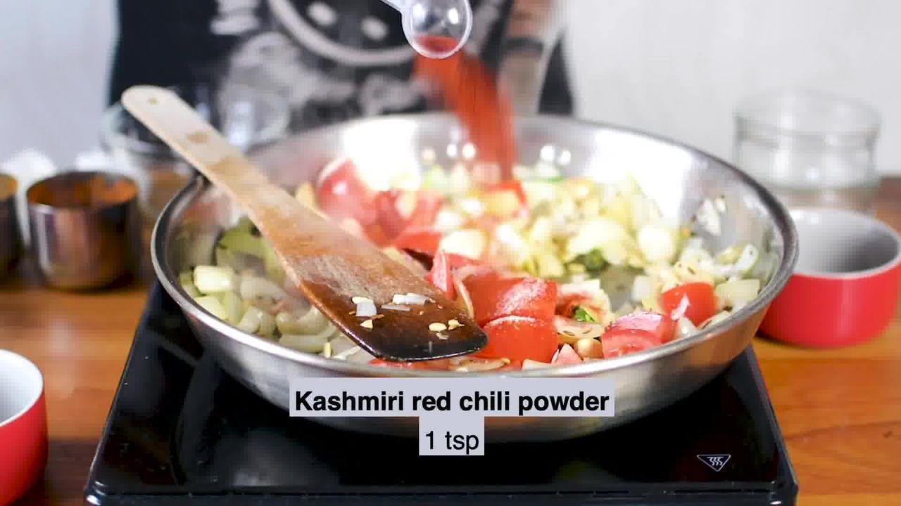Image of the cooking step-1-7 for Paneer Lababdar Recipe