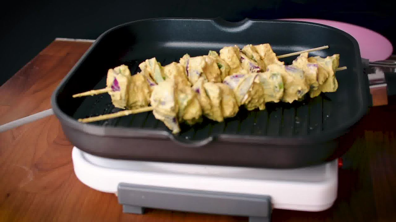 Image of the cooking step-3-2 for Paneer Tikka Masala Recipe