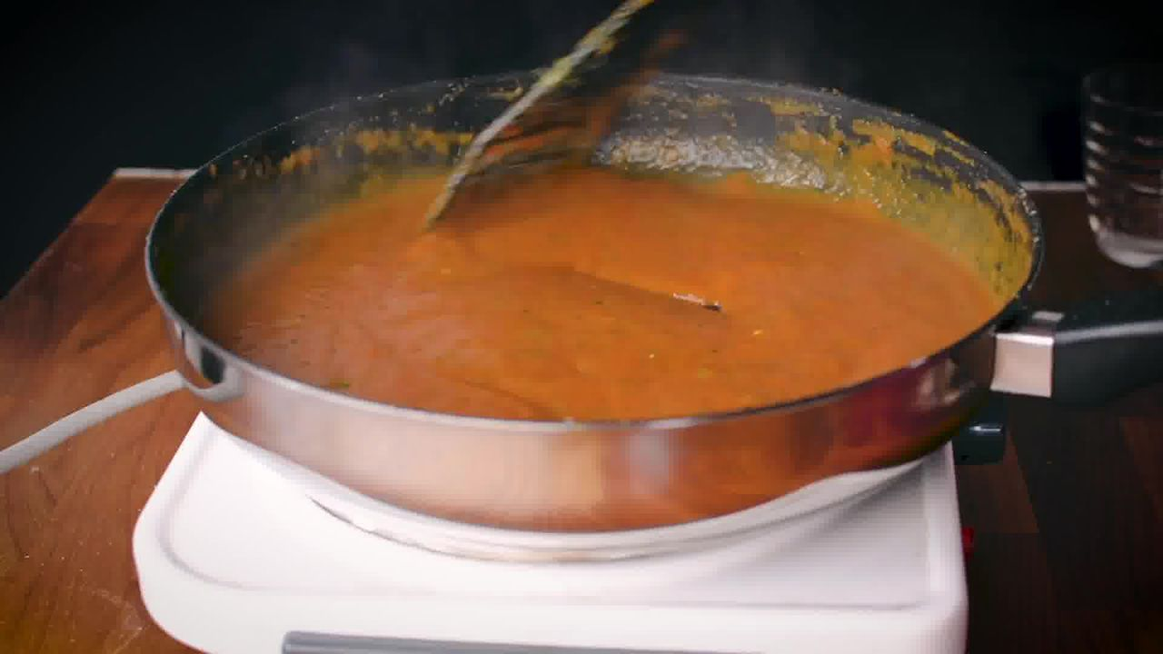 Image of the cooking step-4-11 for Paneer Tikka Masala Recipe
