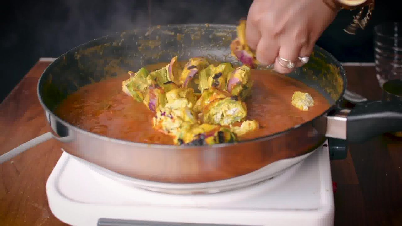 Image of the cooking step-4-14 for Paneer Tikka Masala Recipe