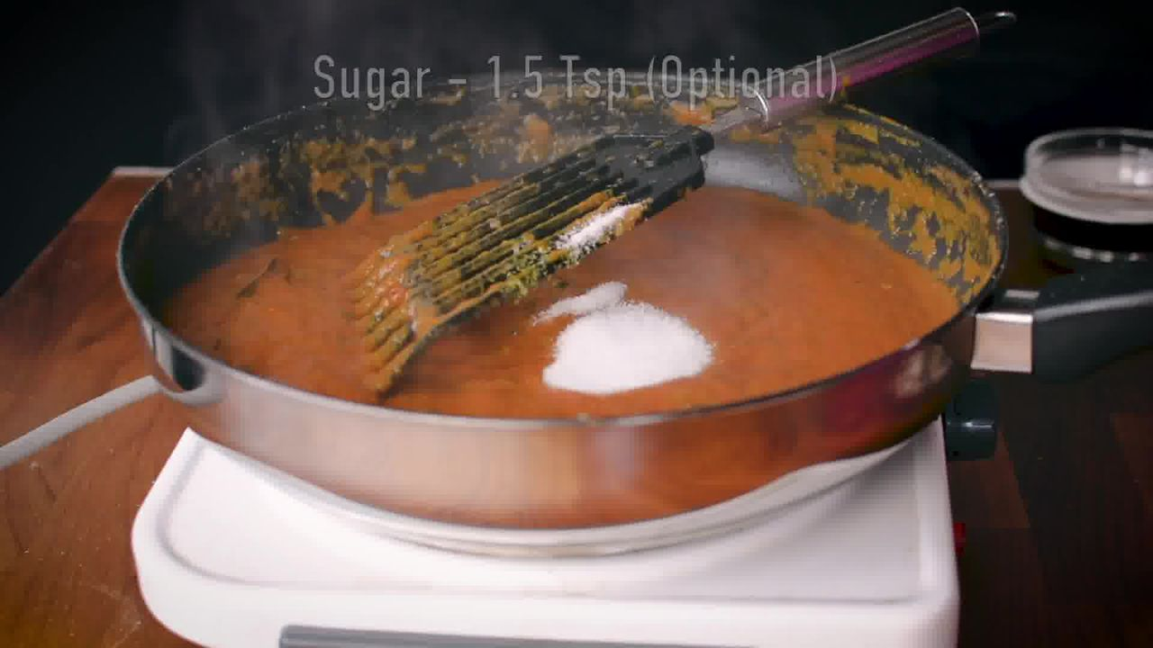 Image of the cooking step-4-9 for Paneer Tikka Masala Recipe