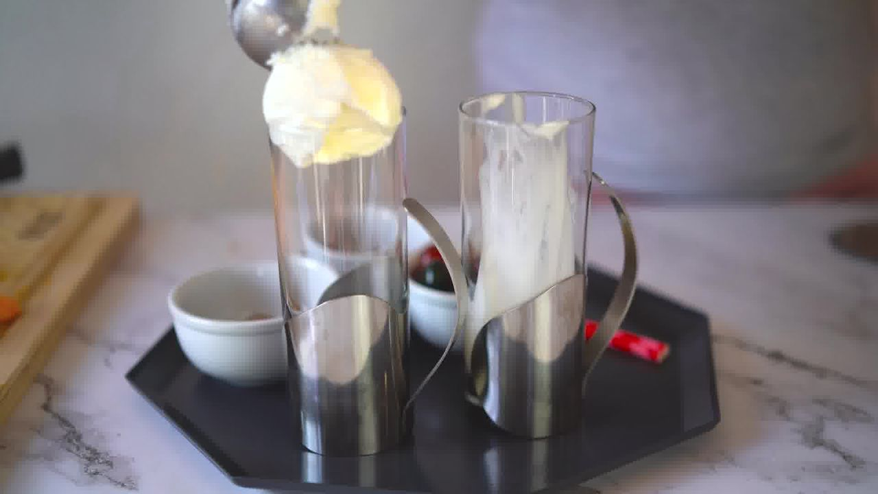 Image of the cooking step-1-6 for Papaya Shake - Papaya Smoothie