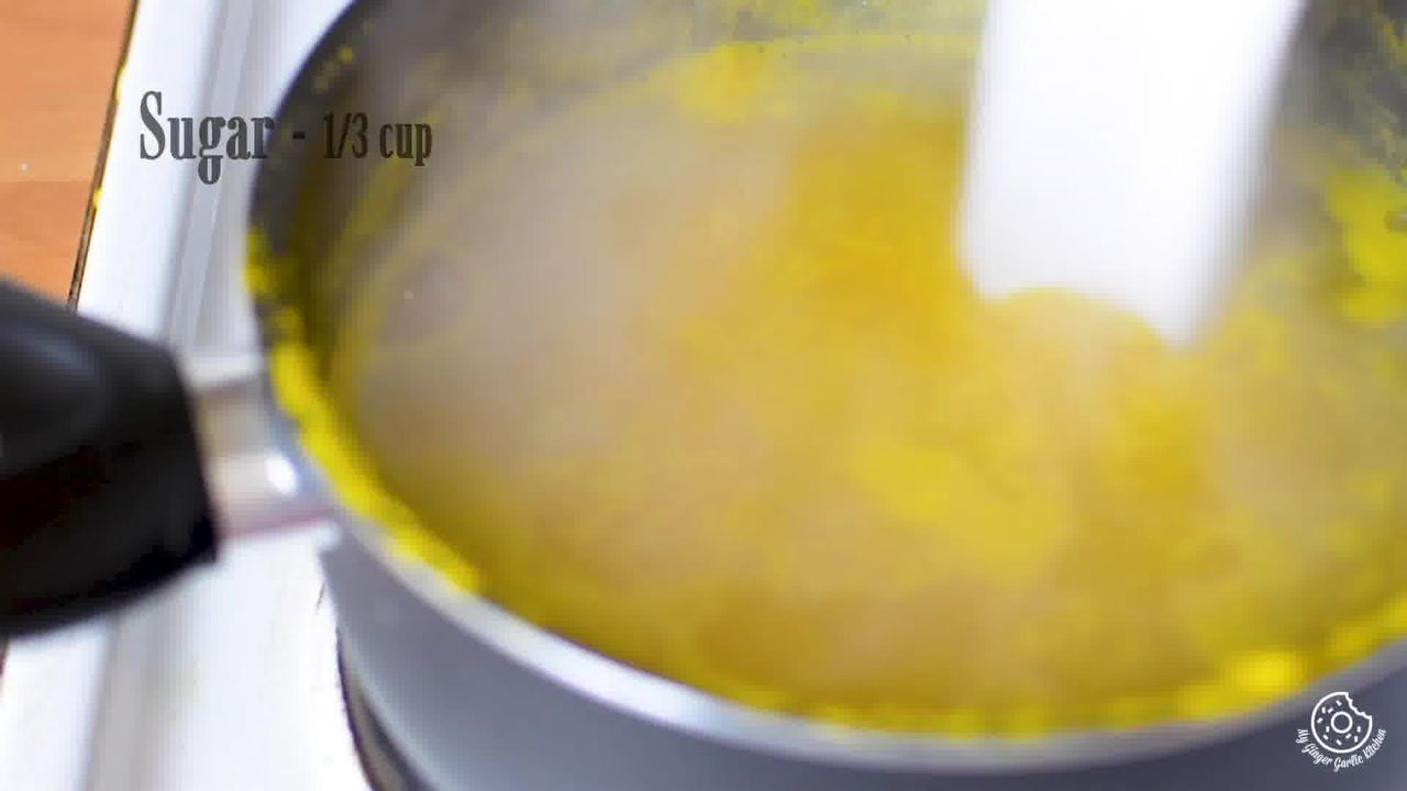 Image of the cooking step-1-6 for Paush Khichda - Sweet Khichdi (Pan, Cooker, Instant Pot)