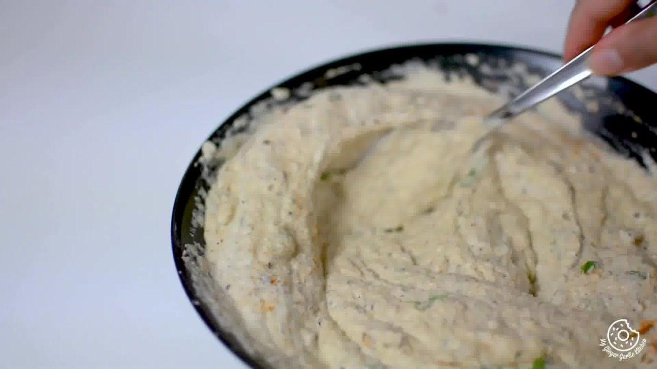 Image of the cooking step-1-7 for Paush Vada Recipe - Paush Bade (Dal Wada)