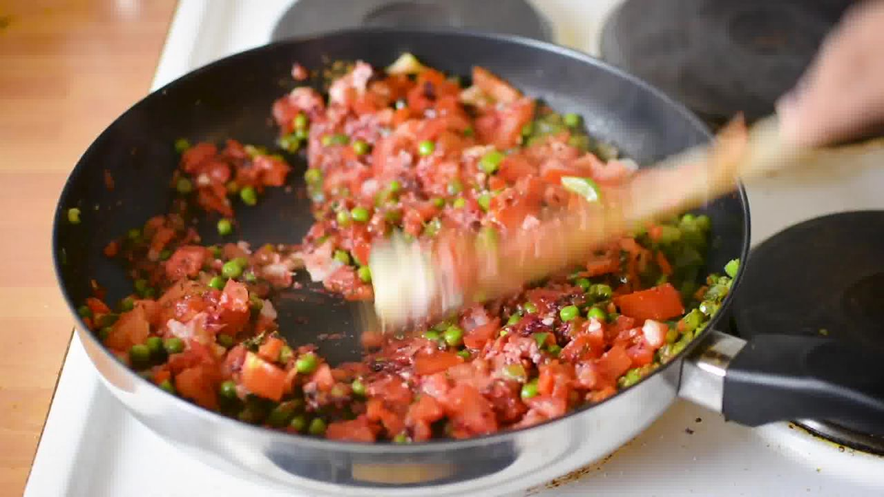Image of the cooking step-2-8 for Pav Bhaji Recipe
