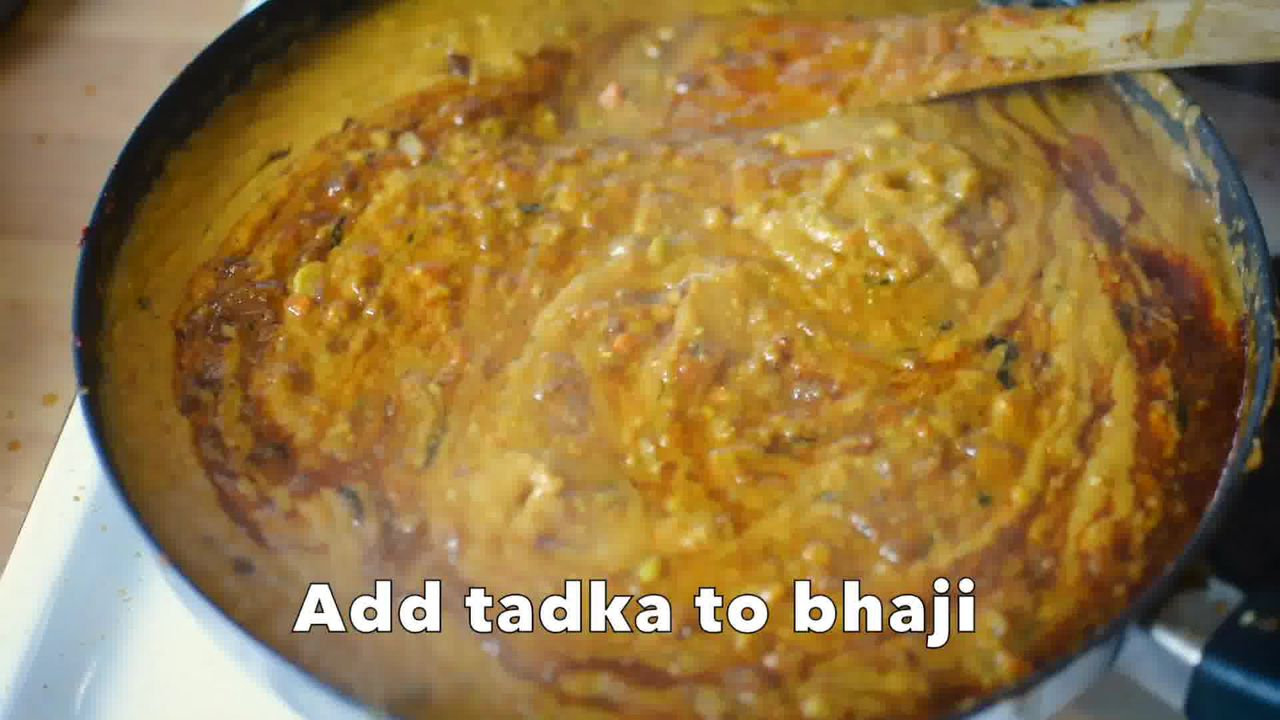 Image of the cooking step-3-9 for Pav Bhaji Recipe
