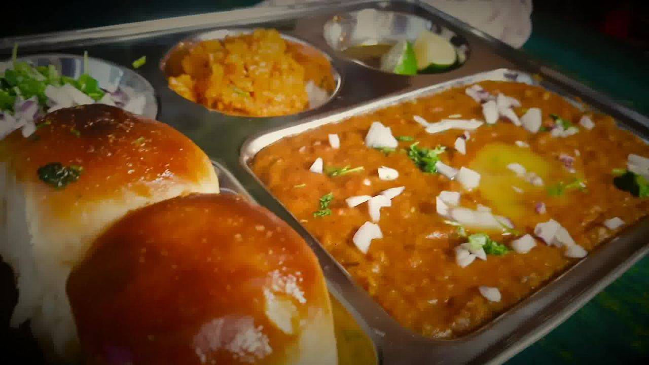 Image of the cooking step-5-3 for Pav Bhaji Recipe