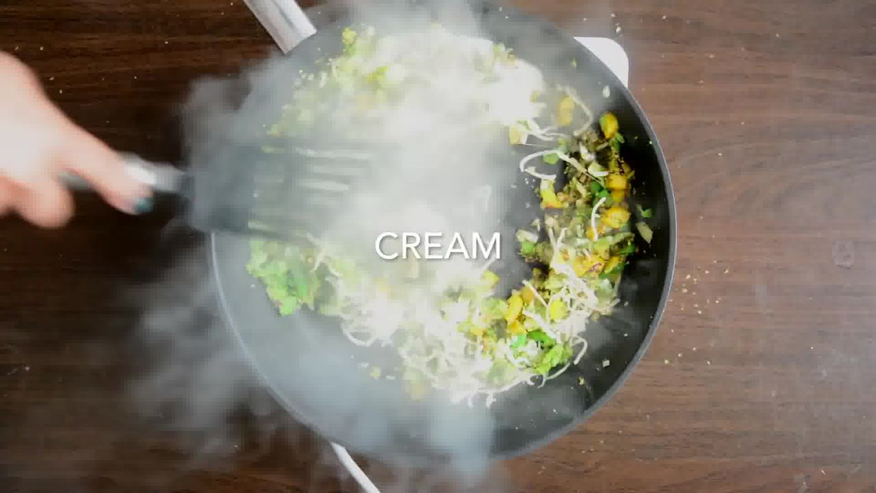 Image of the cooking step-2-7 for Peppery Hot Broccoli Cheese Dip Recipe