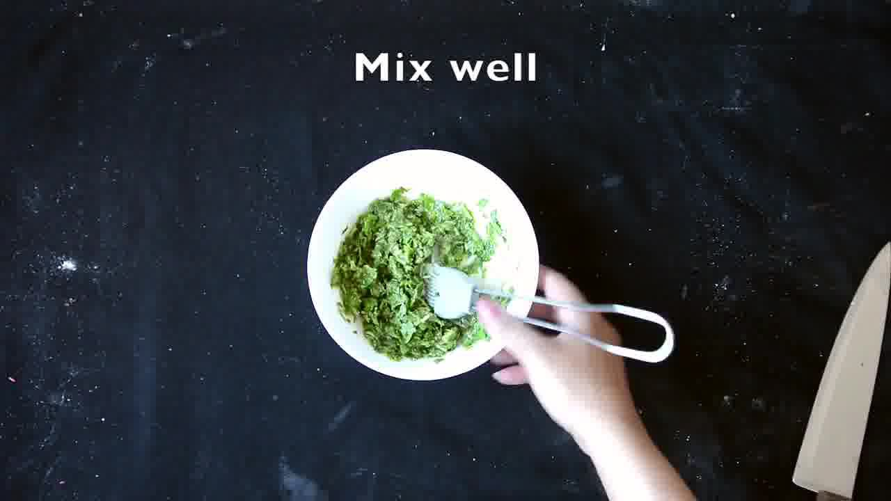 Image of the cooking step-1-5 for Pizza Dough Twists with Parsley