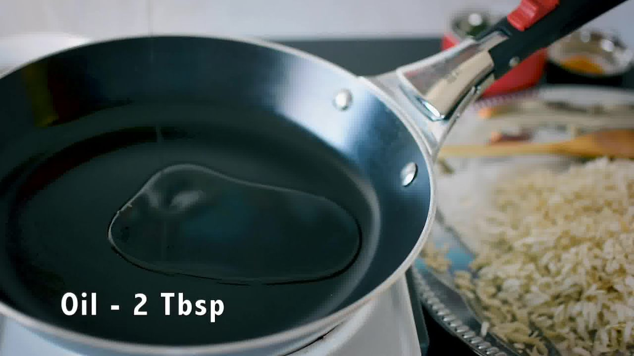Image of the cooking step-3-1 for Chivda Recipe - Poha Chivda