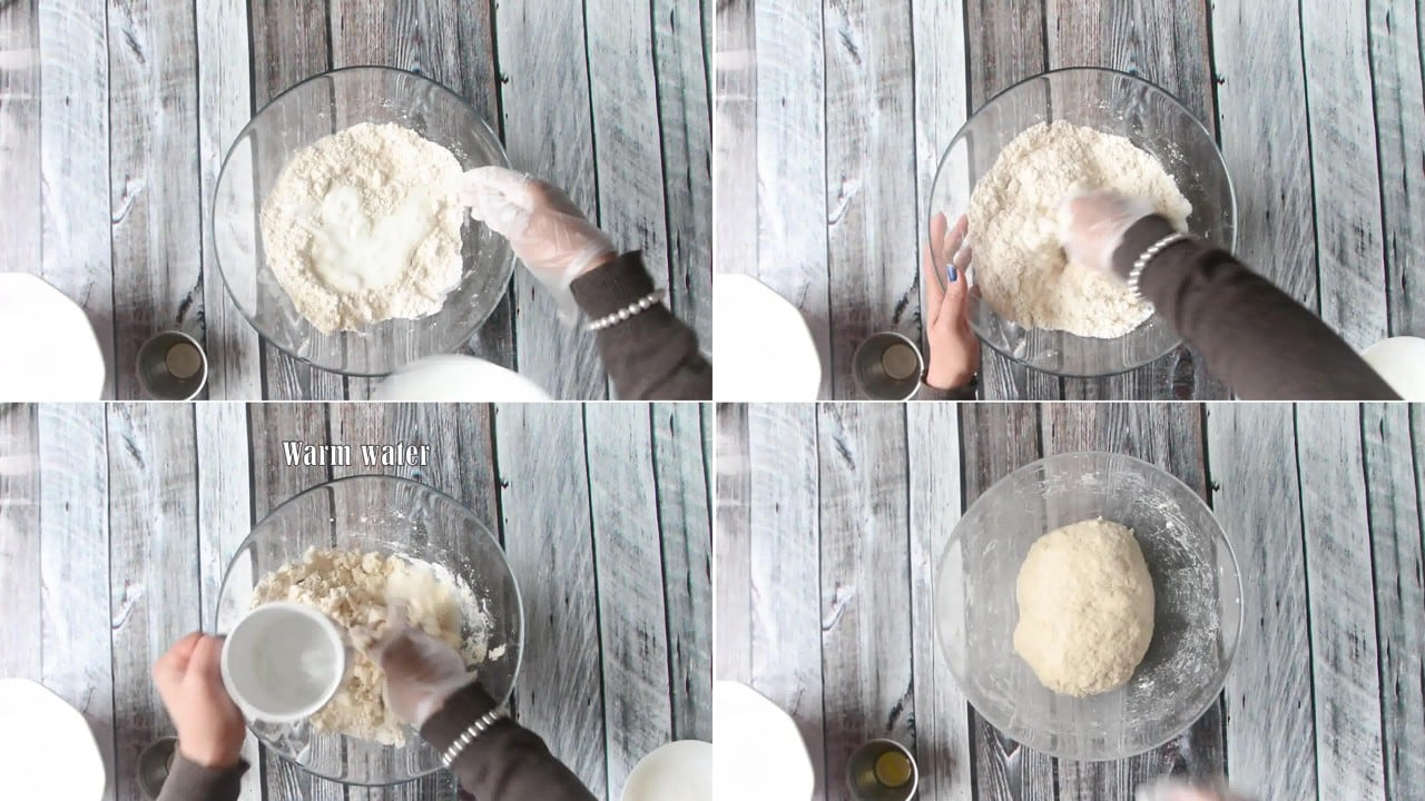 Image of the cooking step-2-3 for How To Make Punjabi Chole Bhature - Chana Bhatura Recipe